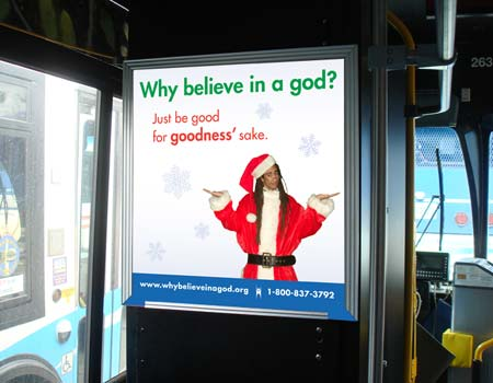 AHA 2008 Holiday Bus Ad