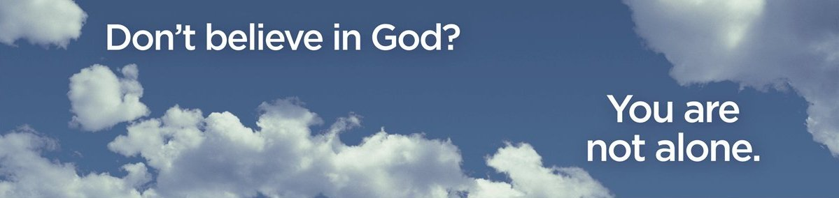 Don't Believe In God? You Are Not Alone