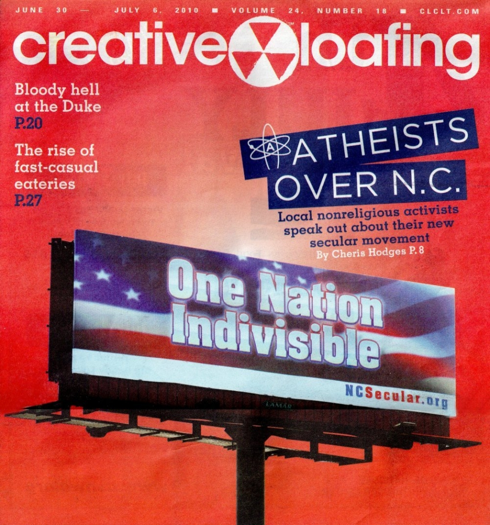 Creative Loafing cover
