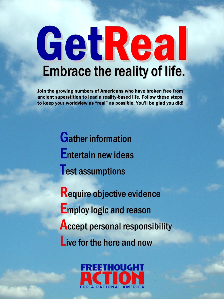 GetReal Flyer
